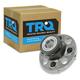1ASHR00229-Honda FIT Insight Wheel Bearing & Hub Assembly Rear Driver or Passenger Side  TRQ BHA54329