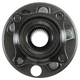 1ASHR00212-2001-06 Lexus LS430 Wheel Bearing & Hub Assembly Rear