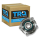 1ASHR00215-Volvo Wheel Bearing & Hub Assembly Rear