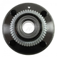 1ASHR00200-Wheel Bearing & Hub Assembly Rear