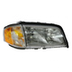 1ALHL01078-Mercedes Benz Headlight Passenger Side