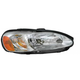 1ALHL01068-2001-02 Headlight Passenger Side
