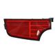 1ALPK01145-2010-13 Kia Soul Bumper Reflector Driver Side Rear