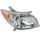 1ALHL01033-2005-08 Pontiac Vibe Headlight