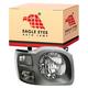 1ALHL01023-2002-04 Nissan Xterra Headlight