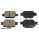 BABPS00093-Scion tC Toyota Celica OE Replacement Brake Pad Set Front