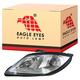 1ALHL01028-2003-05 Pontiac Sunfire Headlight Driver Side