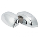 1AMRC00008-Mirror Cap Pair Chrome