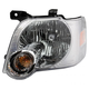 1ALHL01195-Ford Headlight Driver Side