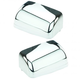 1AMRC00010-Ford Mirror Cap Pair Chrome