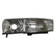 1ALHL01113-1994-97 Chrysler LHS Headlight Driver Side