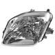 1ALHL01143-1997-01 Honda Prelude Headlight Driver Side