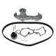 GAEEK00128-1999-04 Nissan Frontier Timing Belt Kit with Water Pump  Gates TCKWP249