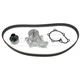 GAEEK00130-Timing Belt Kit with Water Pump Gates TCKWP249B