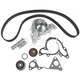 GAEEK00100-Mitsubishi Timing Belt Kit with Water Pump Gates TCKWP287B