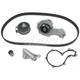 GAEEK00107-Timing Belt Kit with Water Pump  Gates TCKWP317