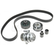 GAEEK00108-Volkswagen Beetle Golf Jetta Timing Belt Kit with Water Pump Gates TCKWP321M
