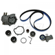 GAEEK00159-Performance Timing Belt Kit with Water Pump Gates TCKWP328RB