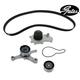 GAEEK00158-Timing Belt Kit with Water Pump Gates TCKWP246A