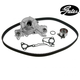 GAEEK00156-Timing Belt Kit with Water Pump & Housing Gates TCKWP139A