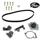 GAEEK00166-Volvo Timing Belt Kit with Water Pump Gates TCKWP252