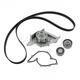 GAEEK00162-Audi Timing Belt Kit with Water Pump Gates TCKWP218