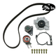 GAEEK00177-Volvo Timing Belt Kit with Water Pump Gates TCKWP331A