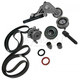 GAEEK00140-1999-03 Volkswagen Beetle Golf Jetta Timing Belt and Component Kit with Water Pump and Seals Gates 38192MK1