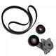 GAEEK00153-2003-05 Mazda 6 Accessory Belt Drive Solutions Kit Gates 38408K