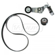 GAEEK00155-Toyota Celica Corolla Matrix Accessory Belt Drive Solutions Kit Gates 39068K2