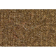 ZAICK05266-1986-92 Jeep Comanche (MJ) Complete Carpet 4640-Dark Saddle