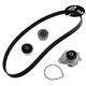 GAEEK00179-Timing Belt Kit with Water Pump Gates TCKWP338