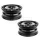 1AWHK00111-Volkswagen Steel Wheel Pair