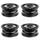 1AWHK00112-Volkswagen Steel Wheel  Dorman 939-116