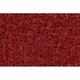 ZAICF02288-1984-91 Ford E150 Van Passenger Area Carpet 7039-Dark Red/Carmine