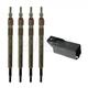 MPEEK00009-2005-06 Jeep Liberty Glow Plug & Controller Kit  Mopar 56044671AC  68090430AA