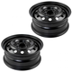 1AWHK00087-2003-08 Mazda 6 Steel Wheel Pair  Dorman 939-149