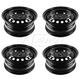 1AWHK00072-Ford Focus Fusion Steel Wheel  Dorman 939-141