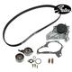 GAEEK00001-Toyota Timing Belt Kit with Water Pump Gates TCKWP199