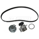 GAEEK00006-Volkswagen Beetle Golf Jetta Timing Belt Kit with Water Pump Gates TCKWP296