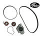 GAEEK00004-Timing Belt Kit with Water Pump Gates TCKWP186