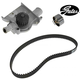 GAEEK00019-Ford Escort Mercury Tracer Timing Belt Kit with Water Pump Gates TCKWP283A