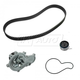 GAEEK00018-Timing Belt Kit with Water Pump and Tensioner Gates TCKWP245B