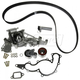 GAEEK00022-Timing Belt Kit with Water Pump Gates TCKWP298