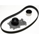 GAEEK00025-Timing Belt Kit with Water Pump Gates TCKWP245