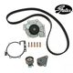 GAEEK00028-Volvo Timing Belt Kit with Water Pump Gates TCKWP331