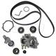 GAEEK00030-2002-03 Subaru Impreza WRX Timing Belt Kit with Water Pump Gates TCKWP328A