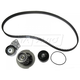 GAEEK00045-Timing Belt Kit with Water Pump Gates  TCKWP335