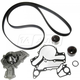 GAEEK00043-Timing Belt Kit with Water Pump Gates TCKWP195