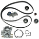 GAEEK00053-2004 Subaru Impreza WRX Timing Belt Kit with Water Pump  Gates TCKWP328B